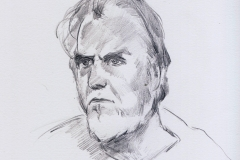 Benjamin Rogers Sketch