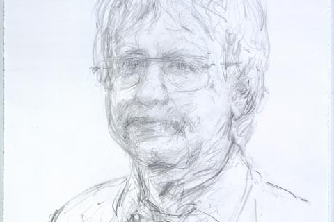 Keith - Life drawing
