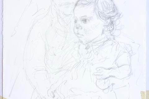 Audra - Life drawing
