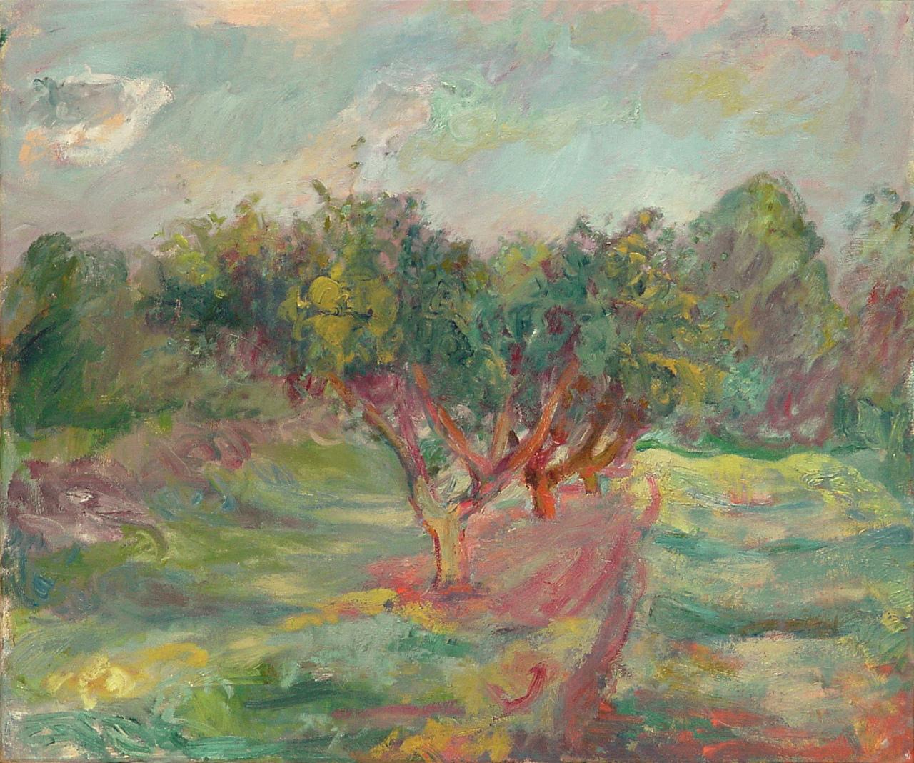 Plum Tree, Spring