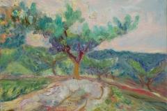Peach Tree on Hilltop