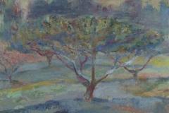 Night Tree, Yellow 2