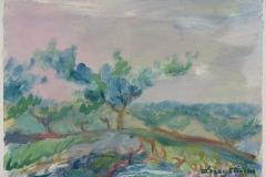 Peach Tree on Hilltop - Study 2