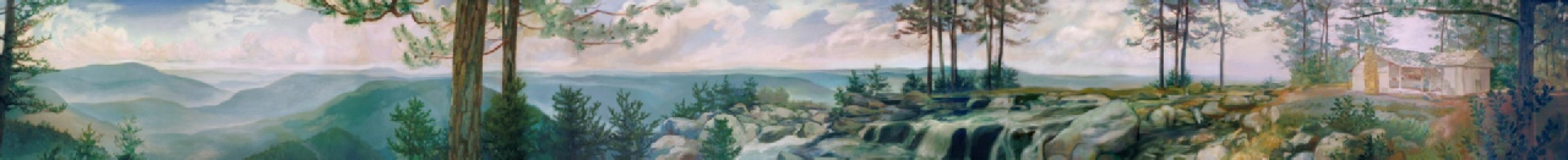 Appalacian Mural