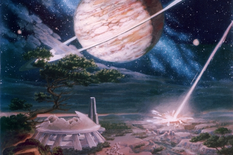 Early Visionary Worlds